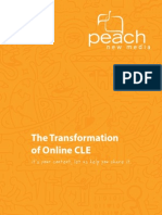 the transformation of online cle your content - your catalog--- your money white paper