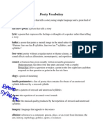 poetryvocabulary