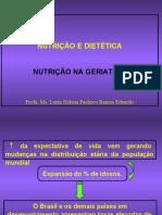 Nutrição Do Idoso - Aula CD.ppt