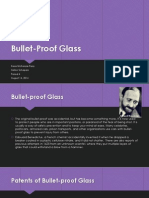 bullet-proof glass by ka