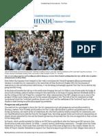 A Backward Tag for the Prosperous - The Hindu