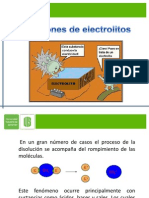 Electrolitos y PH QG
