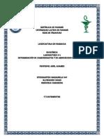 Determinación de Carbohidratos y de Aminoácidos en Alimentos[1]