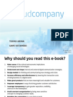 Cloud Company eBook