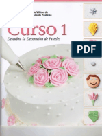 Curso decoración de Wilton