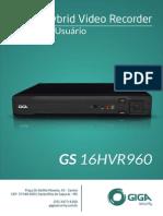 Manual Gs16hvr960