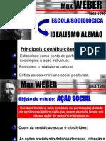 MAx Weber Slide 1