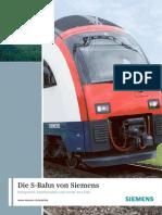 RollingStock S-BahnZRH Dt