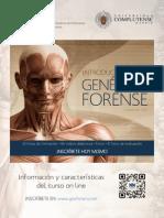 Folleto Genetica Forense Online