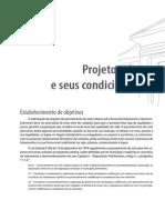 Projeto Urbano e Seus Condicionantes
