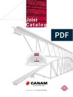 Joist - Canam (05-2005)