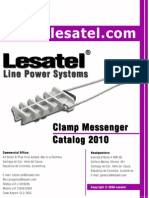 Clamp Messenger Telco