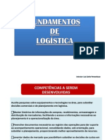 Fundamentos de Logistica