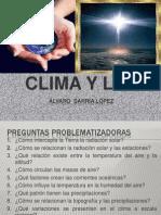 3. Clima y luz