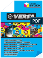 Catalogo Versa