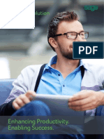 Sage Pastel Evolution CRM Brochure