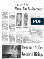 Newspaper clipping from after Don's murder