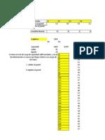 Binario Excel Simulacion
