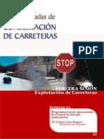 Jornadas Conservación Carreteras