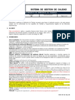 Procedimiento de Ambiente de Trabajo AMD AGO -2014