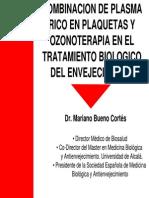 4sitges 2006combinacion Plasma Ozono en Envejecimiento