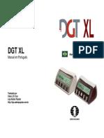 Manual DGT XL Portuguese