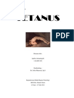 Tetanus Nci