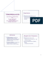 13 - Termorregulacion
