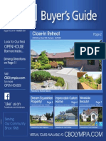 Coldwell Banker Olympia Real Estate Buyers Guide August 16 2014