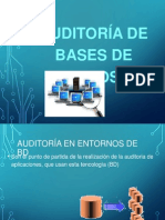 Auditoria de BD