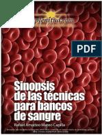 Tecnicas Para Bancos de Sangre
