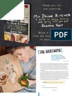 MyDrunkKitchen Hartwich Preorder
