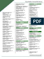 Guia Médico UNIMED - Maio de 2014