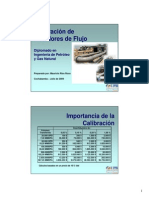 IPGN - Calibracion de Medidores de Flujo
