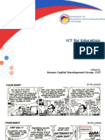 ICT4E - jan 28, 2009
