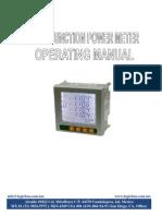 Multifuntion Power Meter