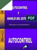 Autocontrol y Manejo Del Estres