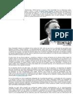 Biografia Mario Benedetti
