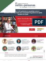 12° Congreso peruano de Gestión de Personas