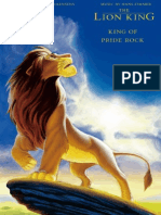 King of Pride Rock
