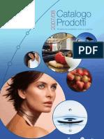catalogo prodotti amway 2007-8
