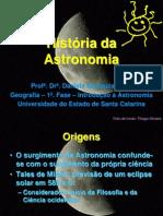 2 - História Da Astronomia