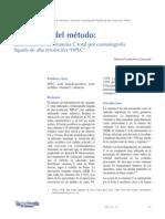 Determinacion de Vitamina C Total Por Cromatografía