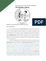 Biografía Concisa de Michel Foucault