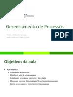 388619-Aula Gerenciamento de Processos