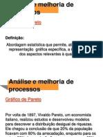 1 - Analise de Pareto