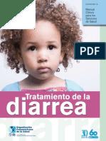 Tratamiento de La Diarrea Ops