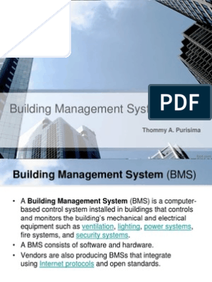 Bms | Building | Systems Theory