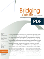 bridging cultures in our schools - new approaches that work