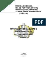 16-MAQ 001-CFAQ I-M 2013